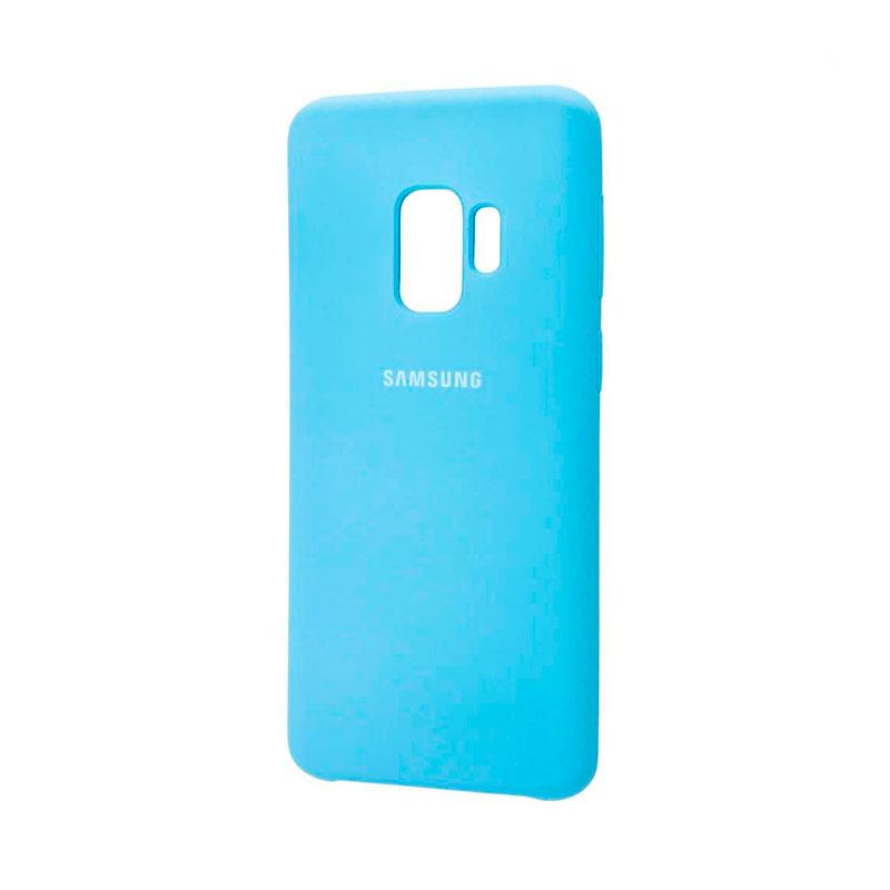 Чехол для Samsung Galaxy S9 (G960) Silicone Cover фото 1