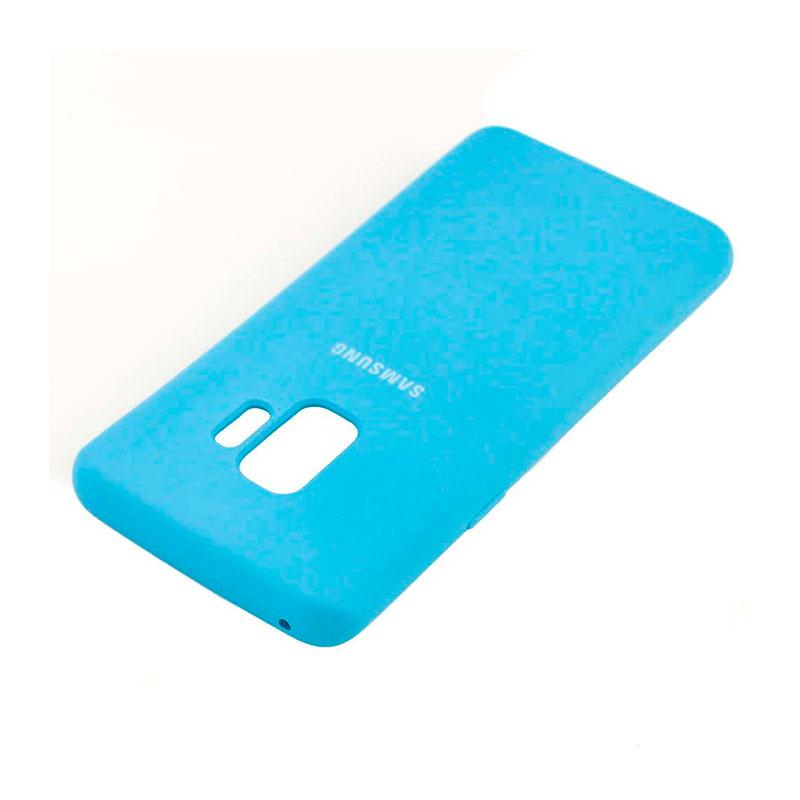 Чехол для Samsung Galaxy S9 (G960) Silicone Cover фото 2