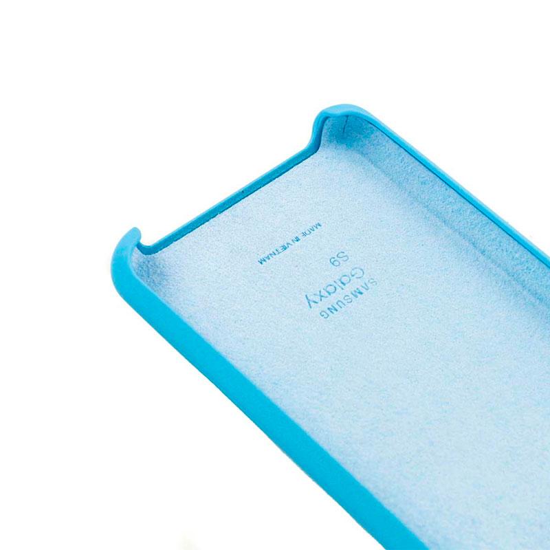 Чехол для Samsung Galaxy S9 (G960) Silicone Cover фото 3