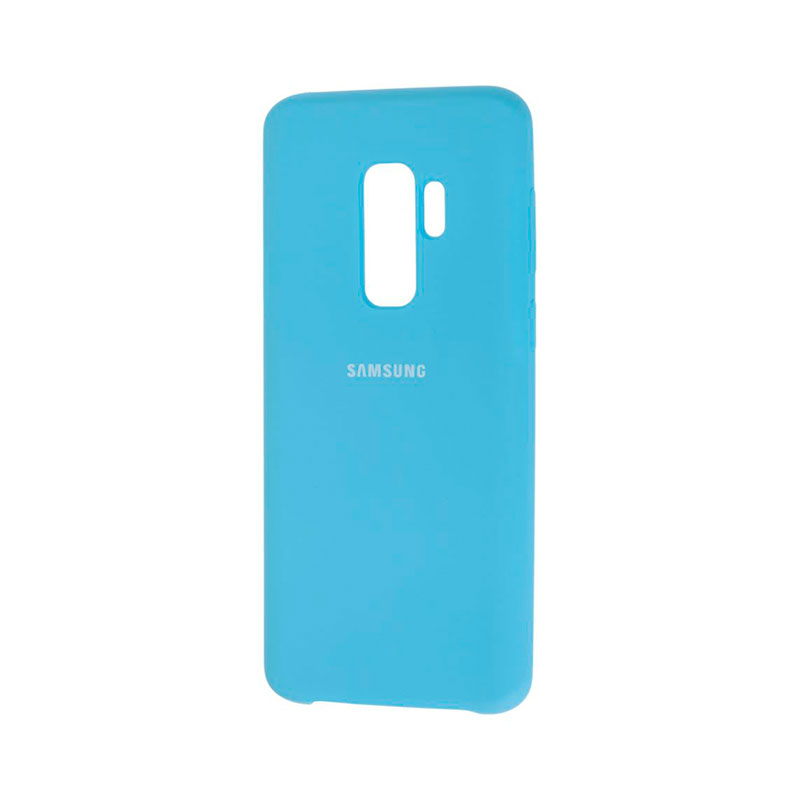 Чехол для Samsung Galaxy S9 Plus (G965) Silicone Cover фото 1