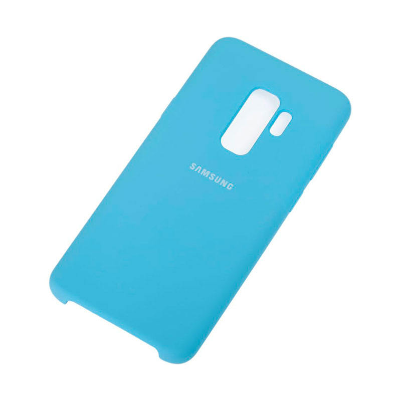 Чехол для Samsung Galaxy S9 Plus (G965) Silicone Cover фото 2
