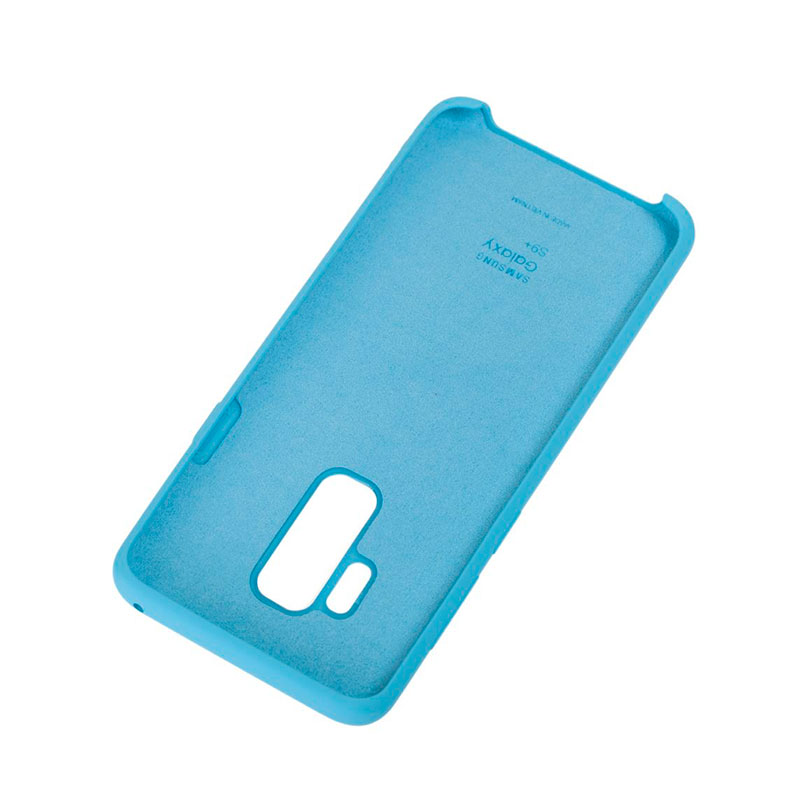 Чехол для Samsung Galaxy S9 Plus (G965) Silicone Cover фото 3