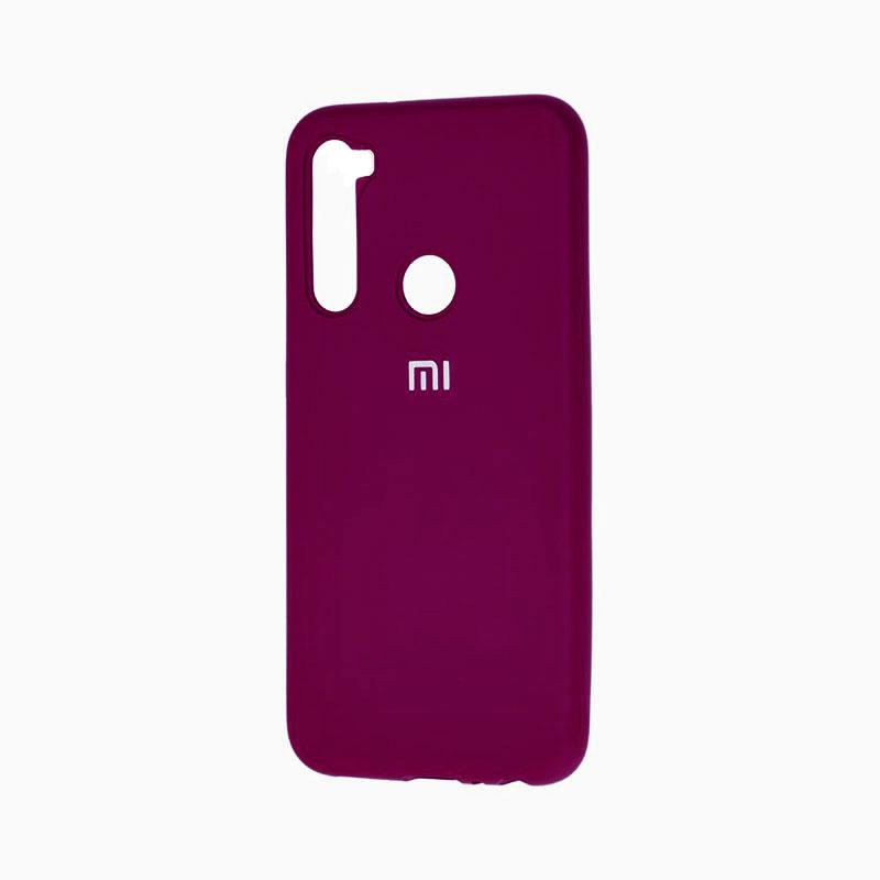 Чехол для Xiaomi Redmi Note 8T Silicone Full фото 1