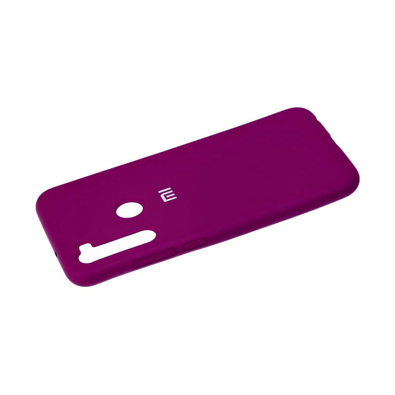 Чехол для Xiaomi Redmi Note 8T Silicone Full фото 2