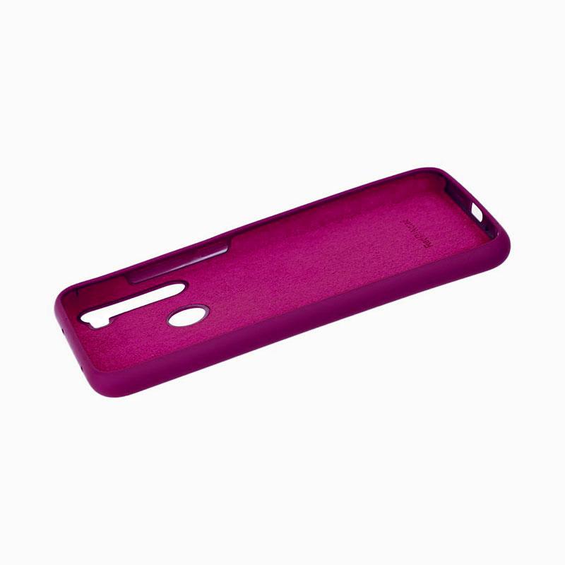Чехол для Xiaomi Redmi Note 8T Silicone Full фото 3