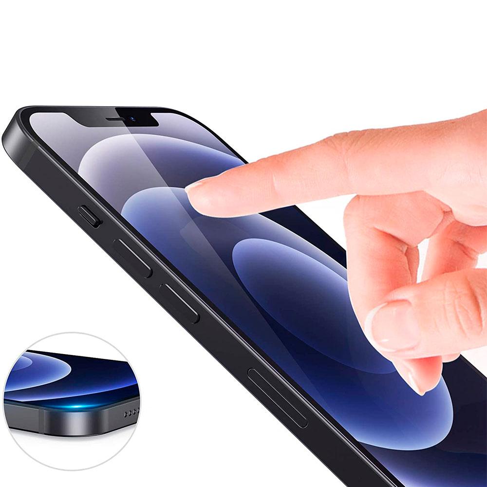 6D Защитное стекло iPhone 12 Pro Max Full Glue фото 1
