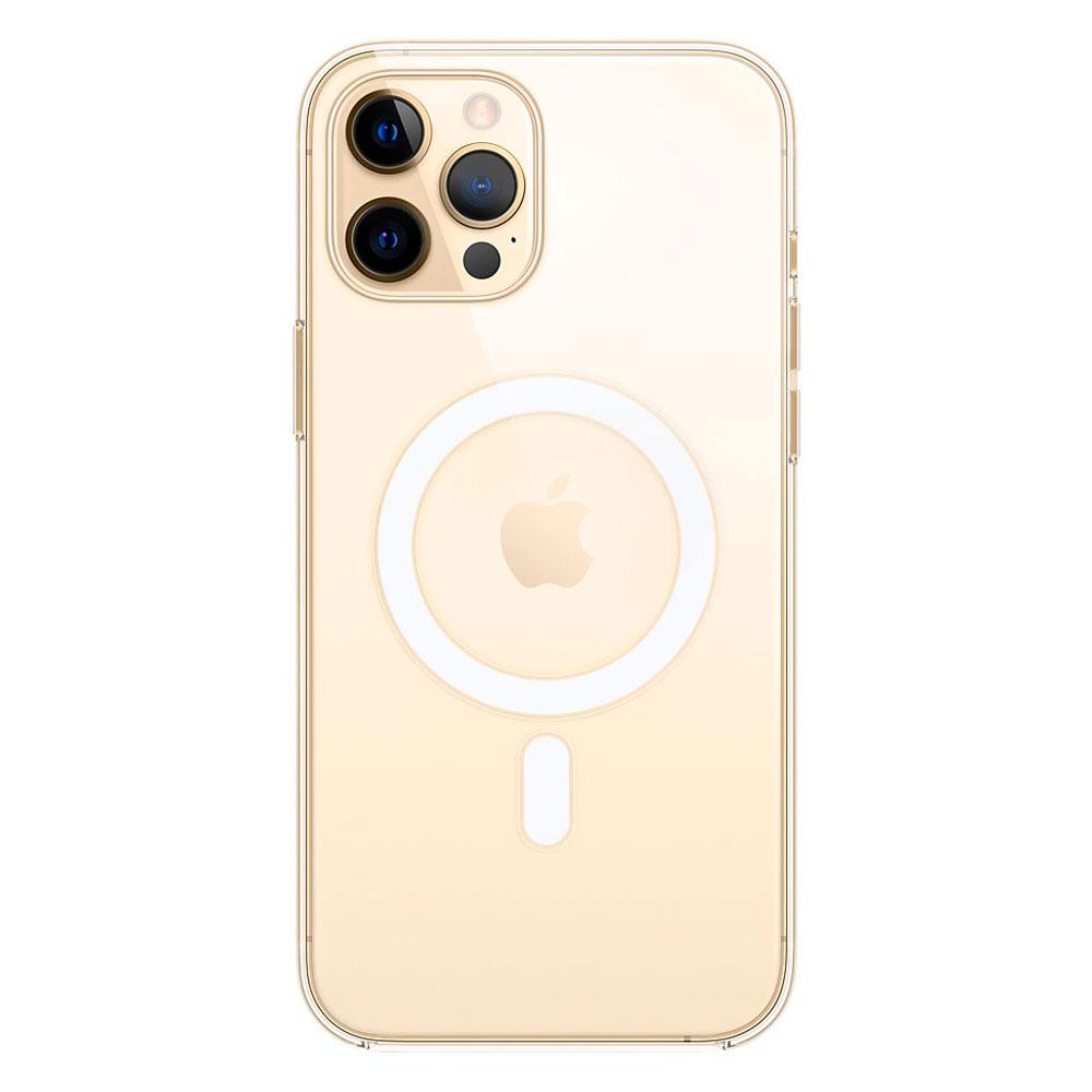 Прозрачный чехол для iPhone 12 Pro Max Clear Case With MagSafe фото 2