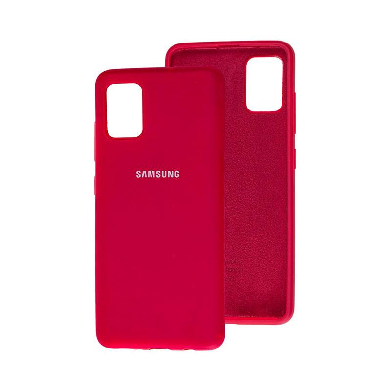 Чехол для Samsung Galaxy A51 (A515) Silicone Full фото 2