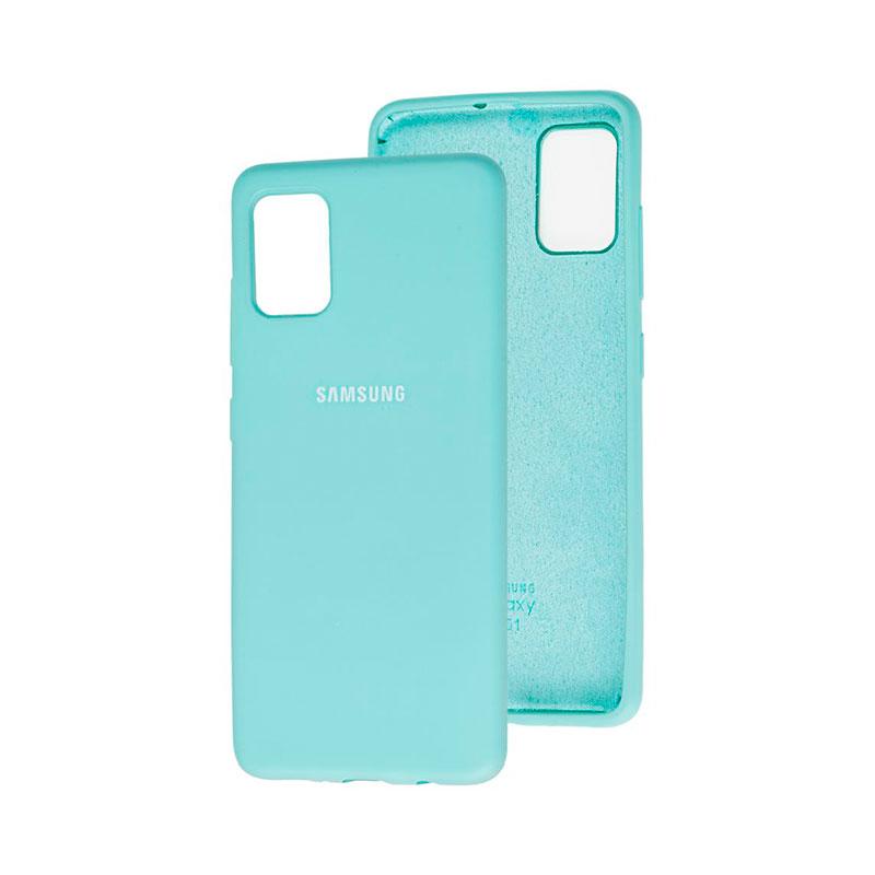 Чехол для Samsung Galaxy A51 (A515) Silicone Full фото 3