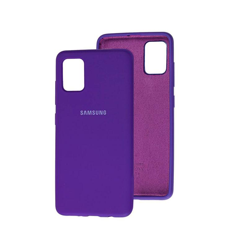 Чехол для Samsung Galaxy A51 (A515) Silicone Full фото 1